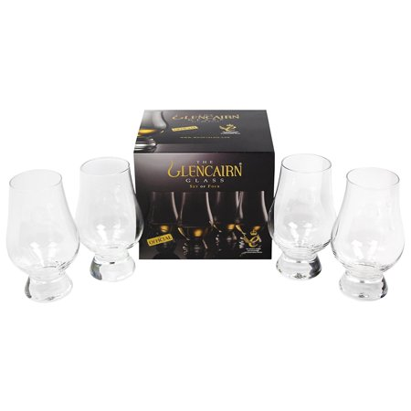 The Glencairn Crystal whisky glass set of 4