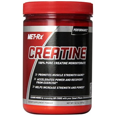 MET-Rx Creatine Powder, 400 gram (400 Gram Thinsulate Vs 800 Gram Thinsulate)