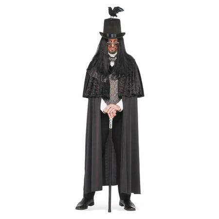 Mens Night Stalker Costume](Stalker Costume)