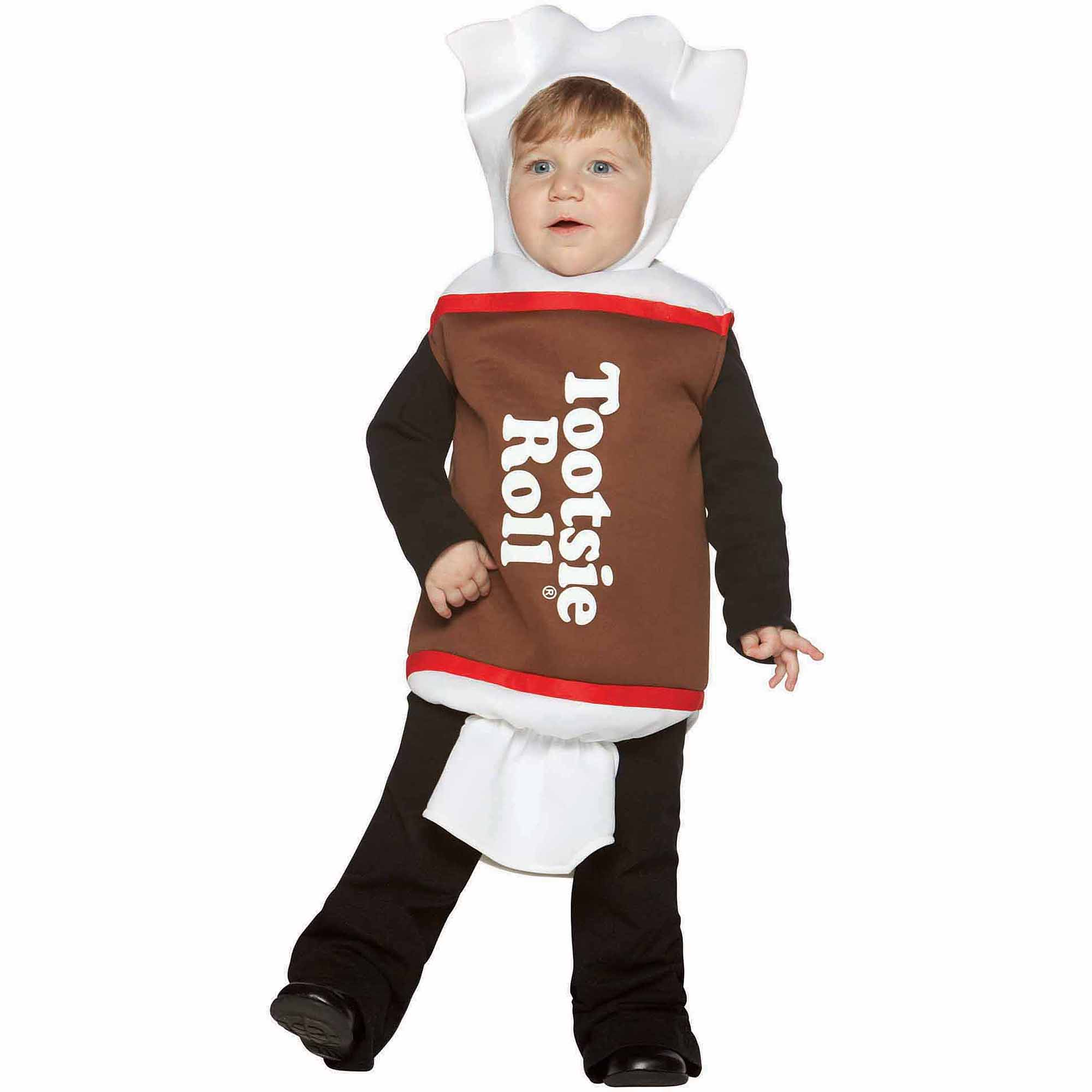 Tootsie Roll Toddler Halloween Costume