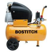 Bostitch BTFP02006 6 Gallon 135 PSI Oil-Lube Horizontal Air Compressor