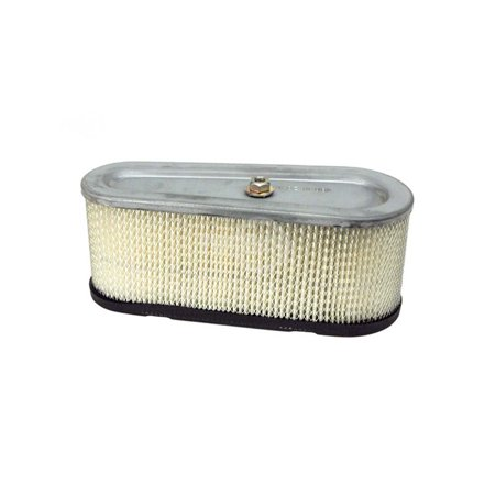 2 Air Filters Plus 2 Pre-Filters For Briggs & Stratton Air Filter #496894S, 496894, 493909, Pre-Filter 272403S. Same As John Deere LG496894JB, LG496894S Briggs Stratton John Deere
