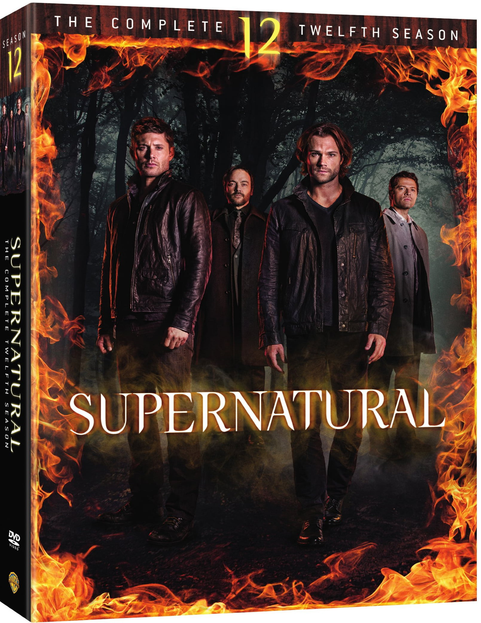 Supernatural: The Complete Twelfth Season (DVD)
