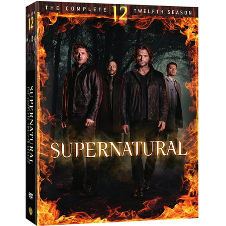 Supernatural Halloween Movies (Supernatural: The Complete Twelfth Season)