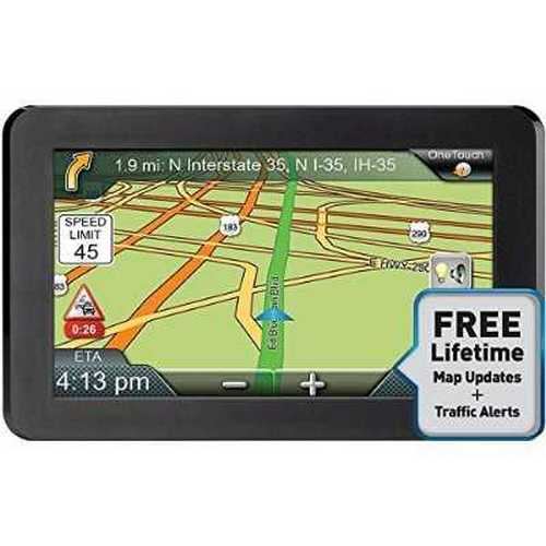 Refurbished Magellan RoadMate 9412T-LM 7.0 Touchscreen GPS System w North American Maps by Magellan