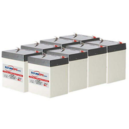 APC Smart-UPS 1500 Rack Mount XL 2U (SUM1500RMXL2U) - Brand New Compatible Replacement Battery Kit