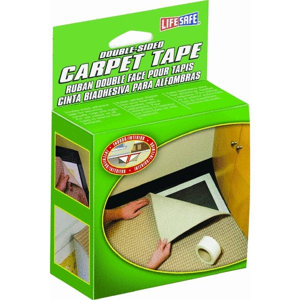 Indoor Double Sided Polyester Carpet Tape-INDOOR POLY CARPET TAPE