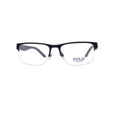 Navy 55mm Plastic Eyeglasses Polo 1168 Ph 9320 Matte Ralph Lauren n80wvmN