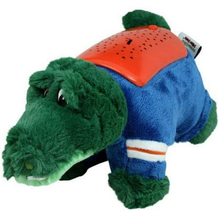 NCAA Football Florida Univ Gators Sport Pillow Pet Dream Lites Mascot Toy 5004