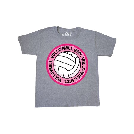 Volleyball Girl Youth T-Shirt ()