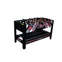 """Triumph 54"""" 5-in-1 Air Zone Swivel Multi-Game Table Includes Billiards, Air Hockey, Foosball, Table Tennis, and Archery"""