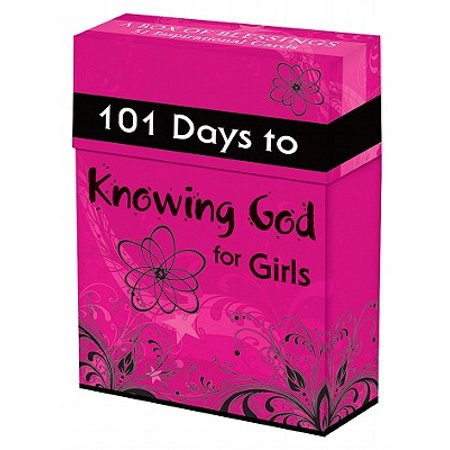 Boxes of Blessing: 101 Days to Knowing God for Girls Cards - Archangel Gabriel Boy Or Girl