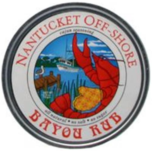 Spice Rub Bayou Cajun (Pack of 6)