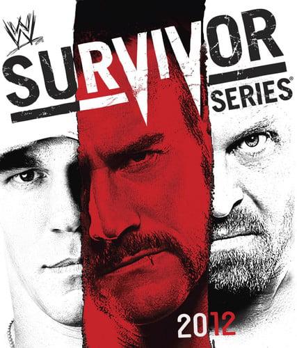 WWE: Survivor Series 2012 (Blu-ray)