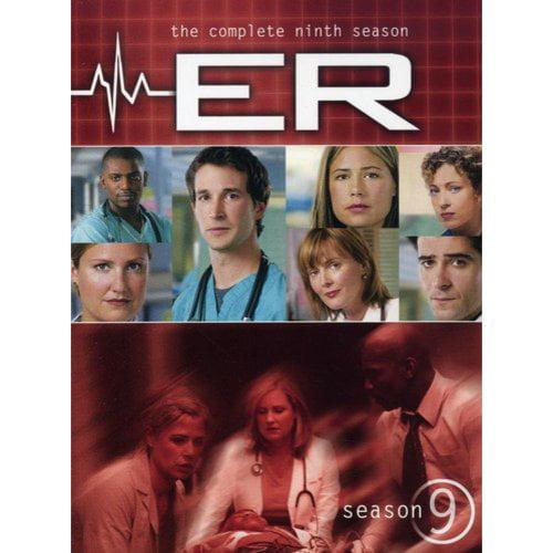 ER: The Complete Ninth Season (Widescreen)