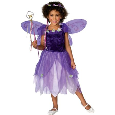 Plum Pixie Child Costume Purple Small, 46 Archival Troll Size 117cm Sleeve Frosted OneTouch Plum Cheongsam 16x19 Neoprene up Child Fancy Small Years.., By Rubie's Costume Co