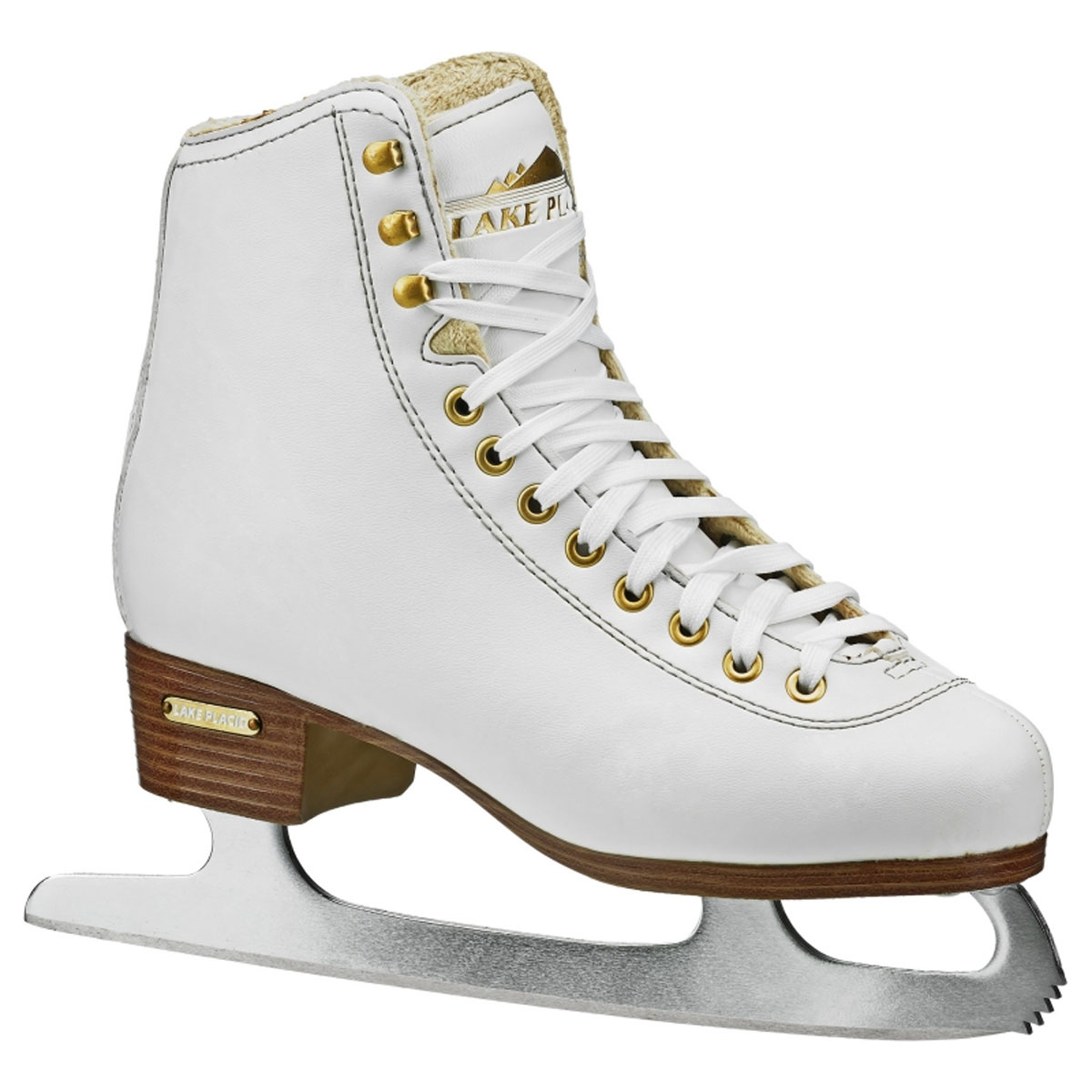 Lake Placid Women's Alpine 900 Traditional Ice Skates by Roller Derby Skate Corp.