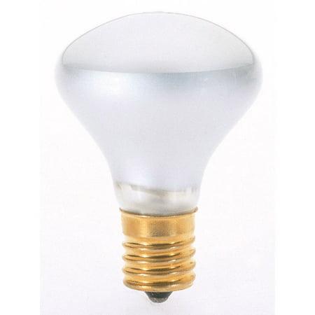 Blue Satco Incandescent Light Bulb - Satco S4700 25W 120V R14 Clear E17 Intermediate Base Incandescent light bulb