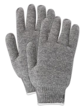 Magid Greyt Shadow 10-gauge Knit Womens Gloves, 12 Pairs