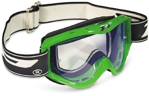 PRO GRIP 3101 KIDS GOGGLES GREEN by Progrip