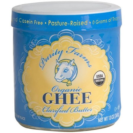 Purity Farms - Purity Farms Organic Ghee Clarified Butter 13 Oz  (Pack of 12)