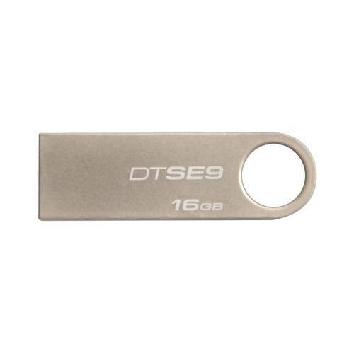Kingston 16GB DataTraveler SE9 USB 2.0 Flash Drive - Champagne 2LL9080