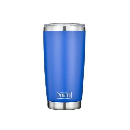 YETI Rambler 20 oz Stainless Steel Vacuum Insulated Tumbler Royal Blue