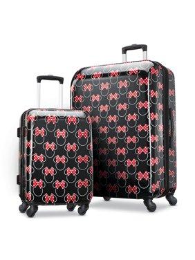 American Tourister Disney 2 Piece Hardside Spinner Luggage Set