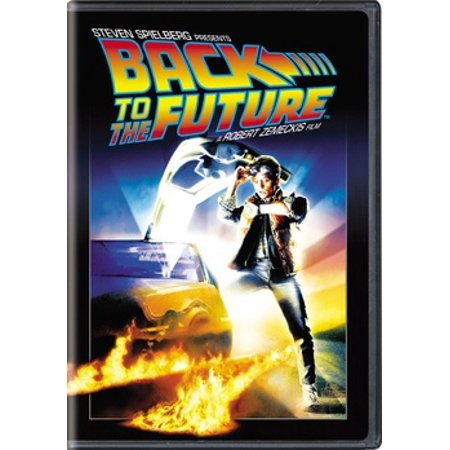 Back to the Future (DVD) - Future Halloween Dates