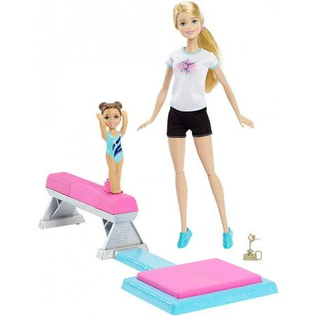 Barbie Flippin' Fun Gymnast Dolls