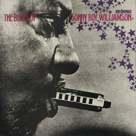 Blues Of Sonny Boy Williamson (Vinyl)