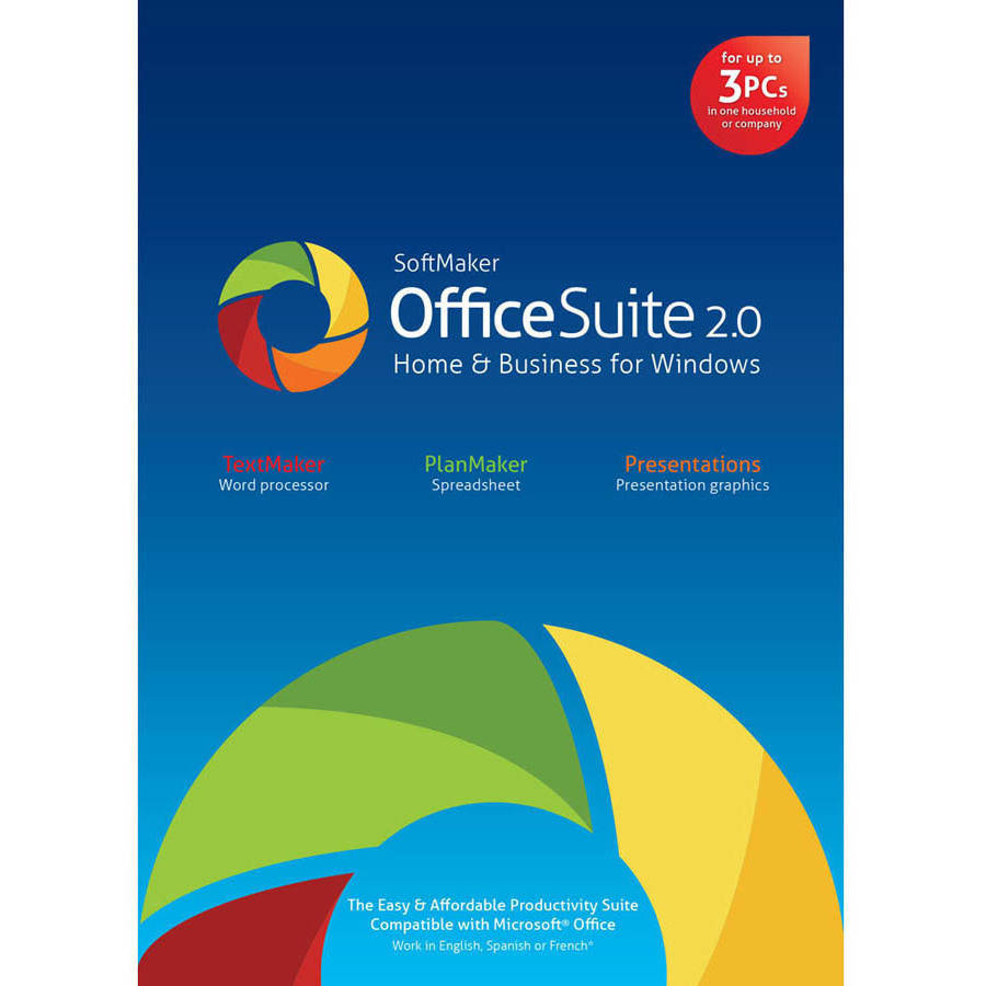 WD Encore 8132883 Office Suite 2.0 PC (Email Delivery)