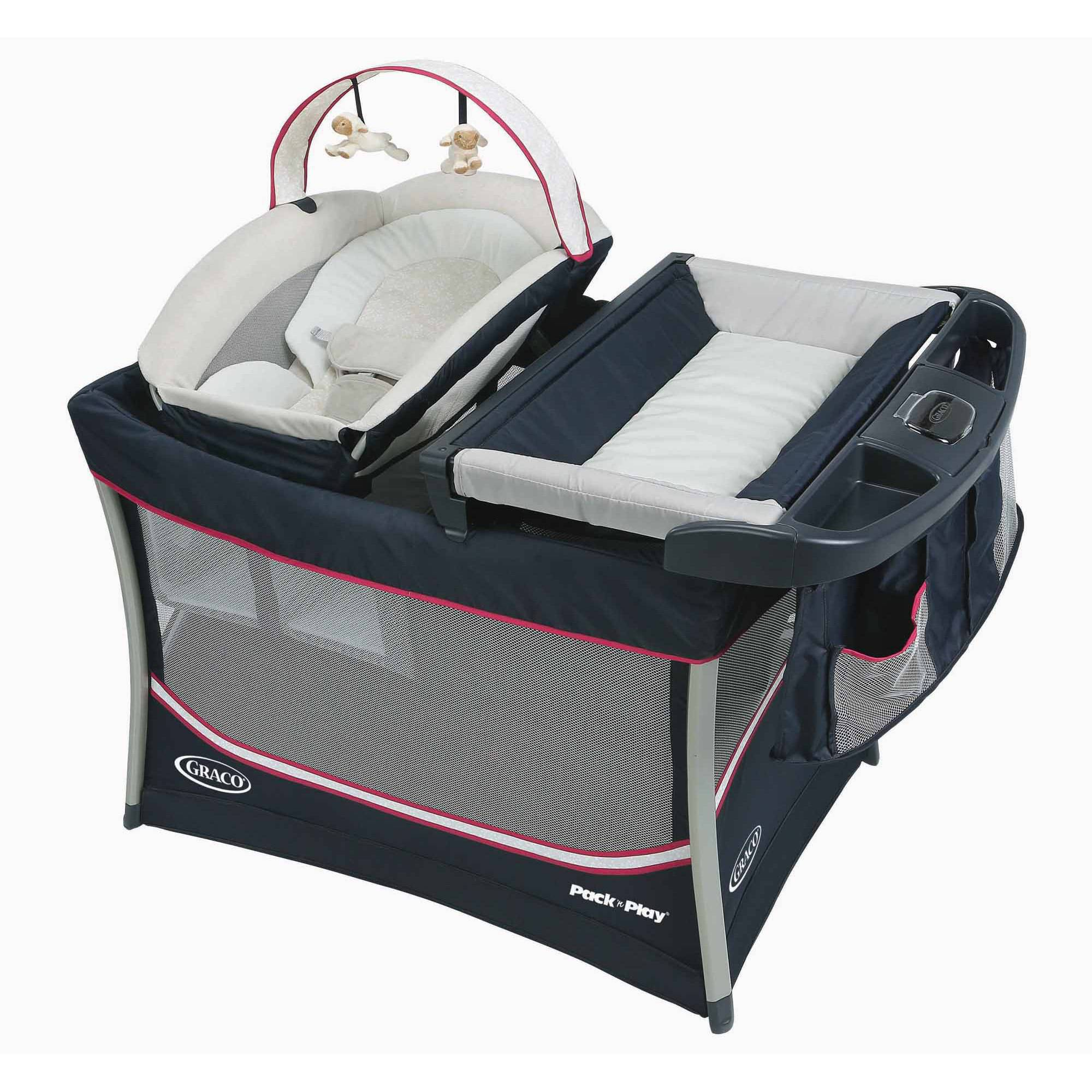 Graco Pack 'n Play Play Pen Everest Baby Play Pen, Ayla by Graco