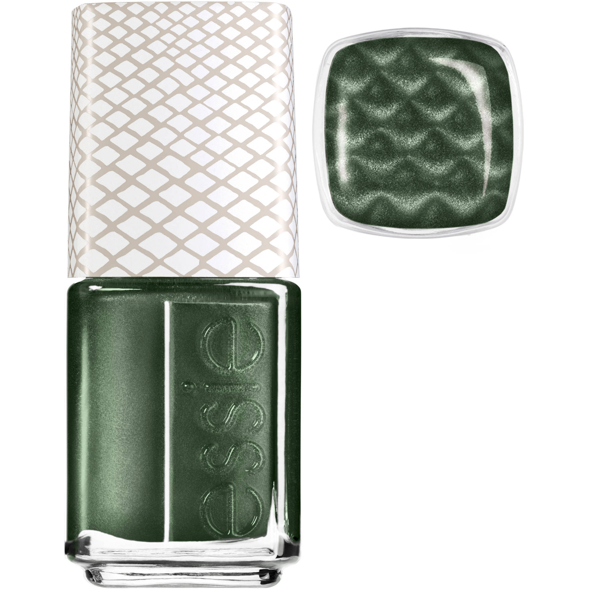 essie snakeskin magnetic nail color