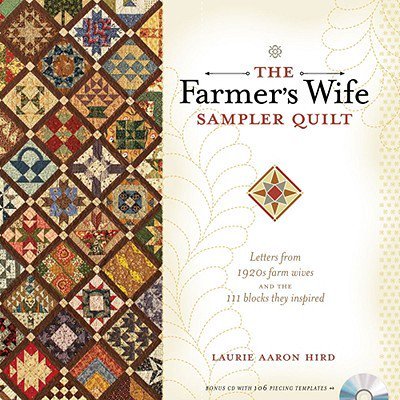 The Farmer's Wife Sampler Quilt (Charmed Sampler)