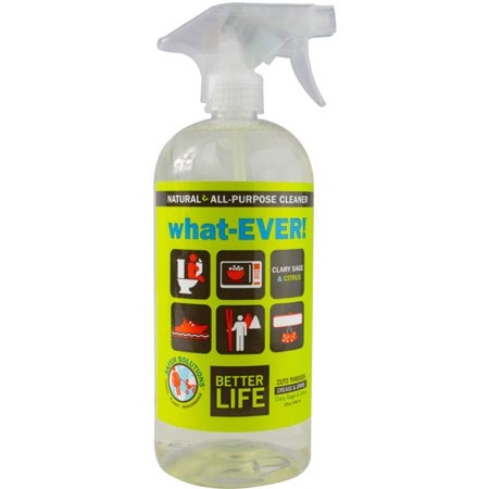 What Ever Natural All Purpose Cleaner Better Life 32 Oz Sage