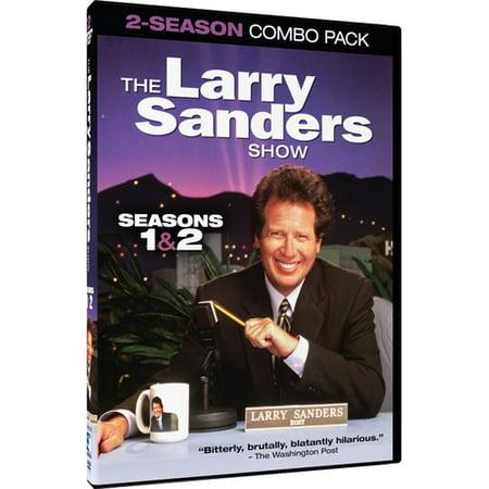 The Larry Sanders Show: Seasons 1 & 2 (DVD)](Halloween Larry David)