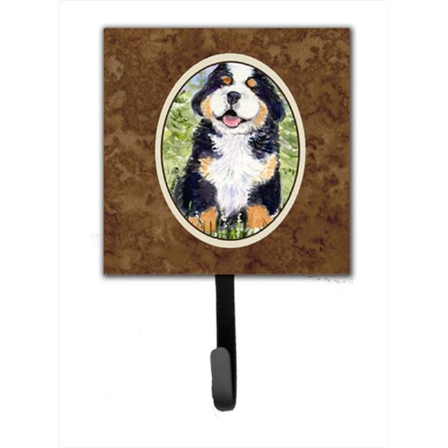 Carolines Treasures SS8750SH4 4.25 x 6 in. Bernese Mountain Dog Leash Or Key Hook - image 1 de 1