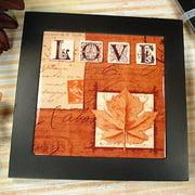 D'lusso Designs Fall in Love Ceramic Trivet