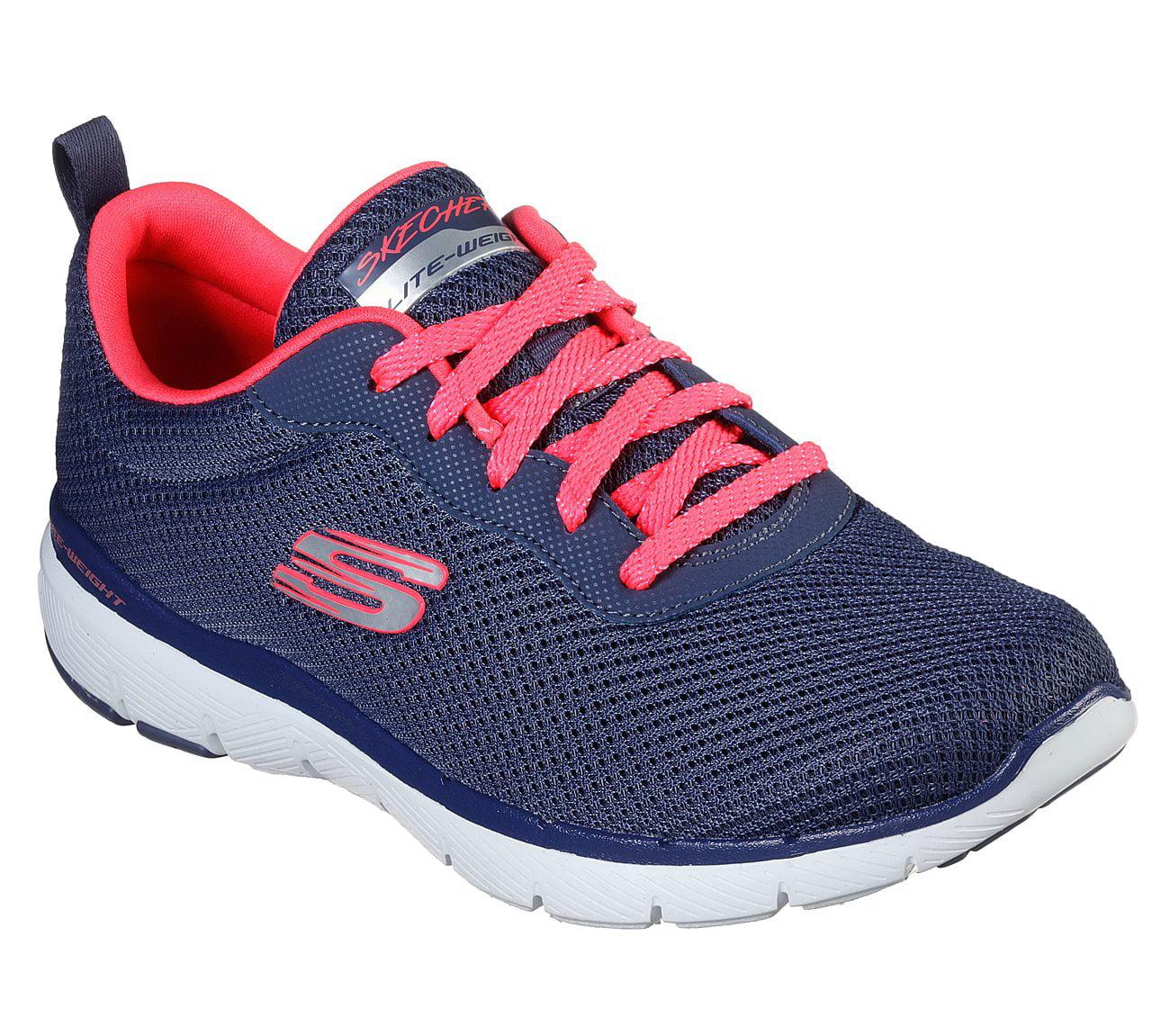 94669361afc91 Skechers Women'S Flex Appeal 3.0-High Tides Shoe