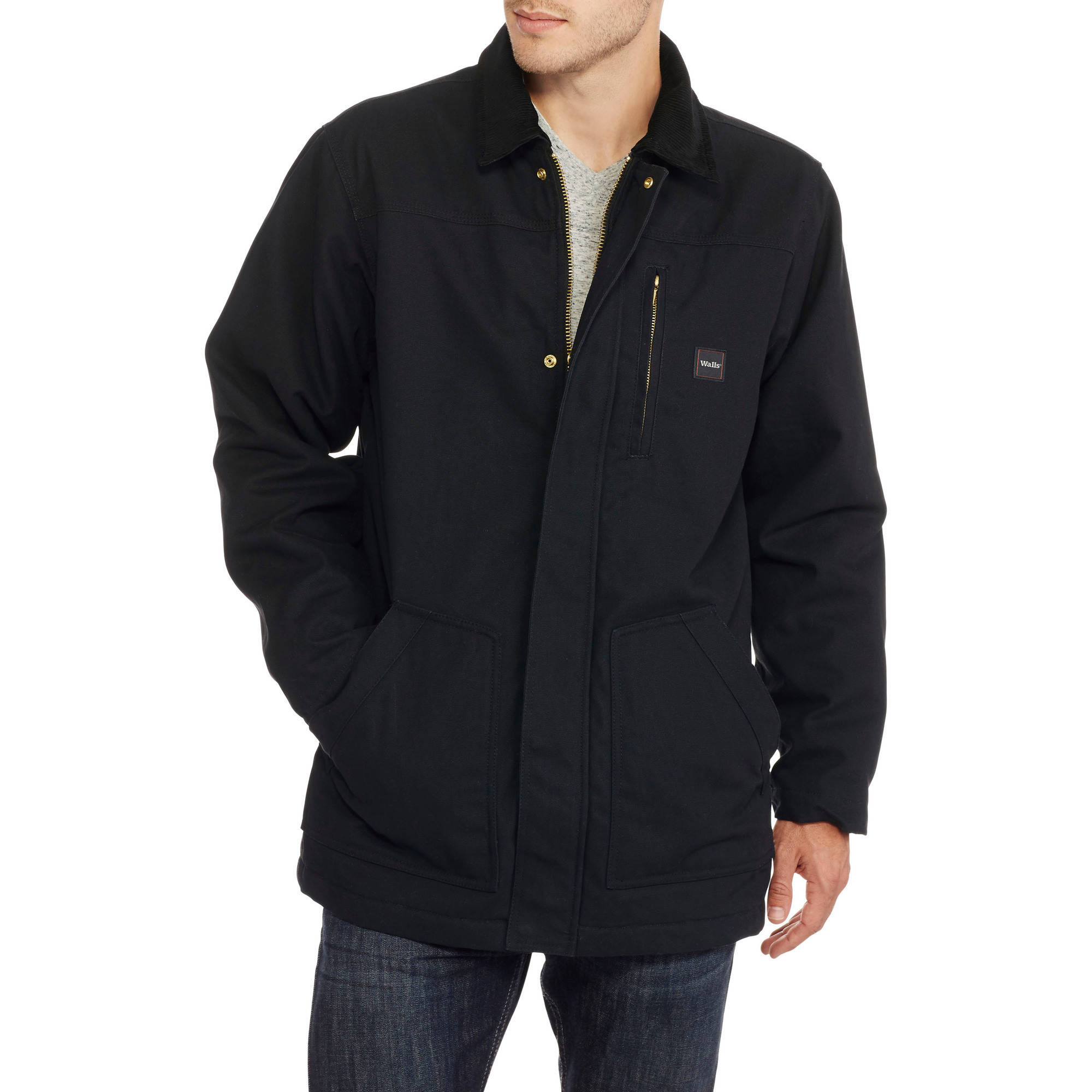 Walls Men's Sherpa Lined Chore Coat