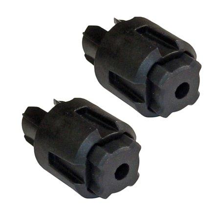 Homelite Pressure Washer Replacement Feet # 308909009-2PK - image 1 de 1