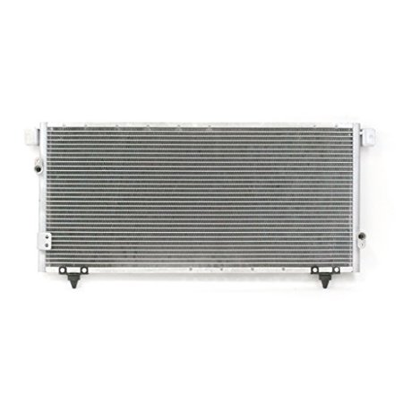 A-C Condenser - Pacific Best Inc For/Fit 4963 00-06 Toyota Tundra Dealer & Factory International Exclude V8 Double