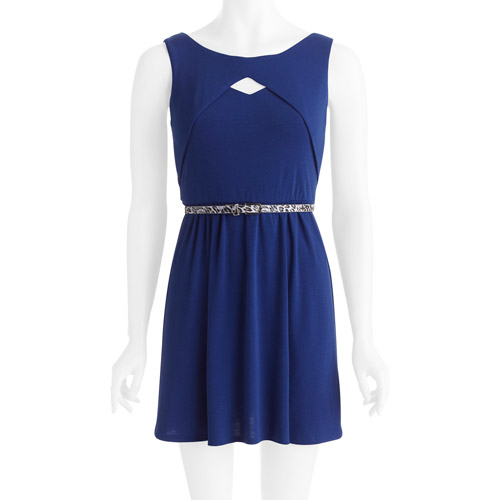 Stitch Women's Open Front Belted Dress