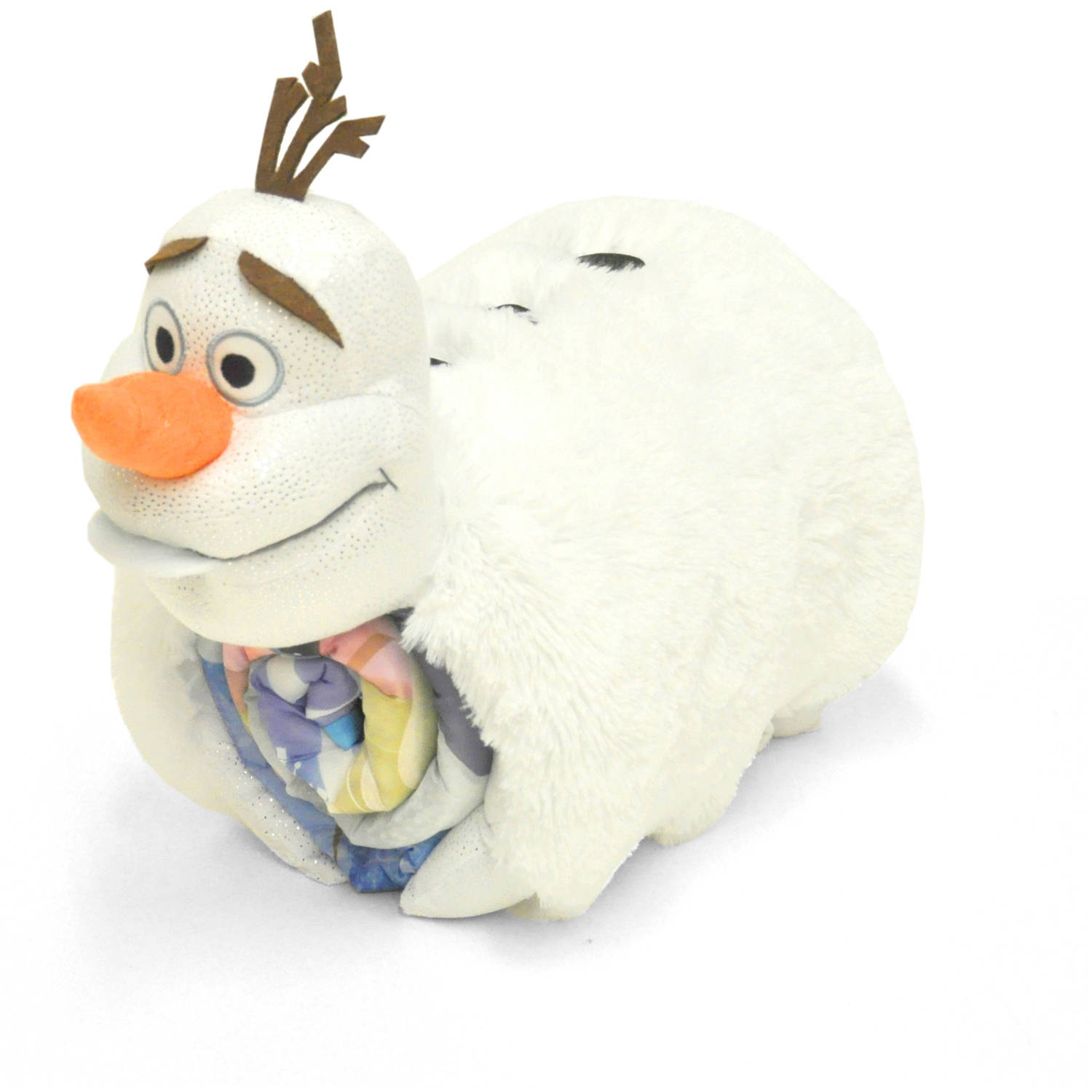 Frozen 3D Pillow with Sleeping Bag by Disney