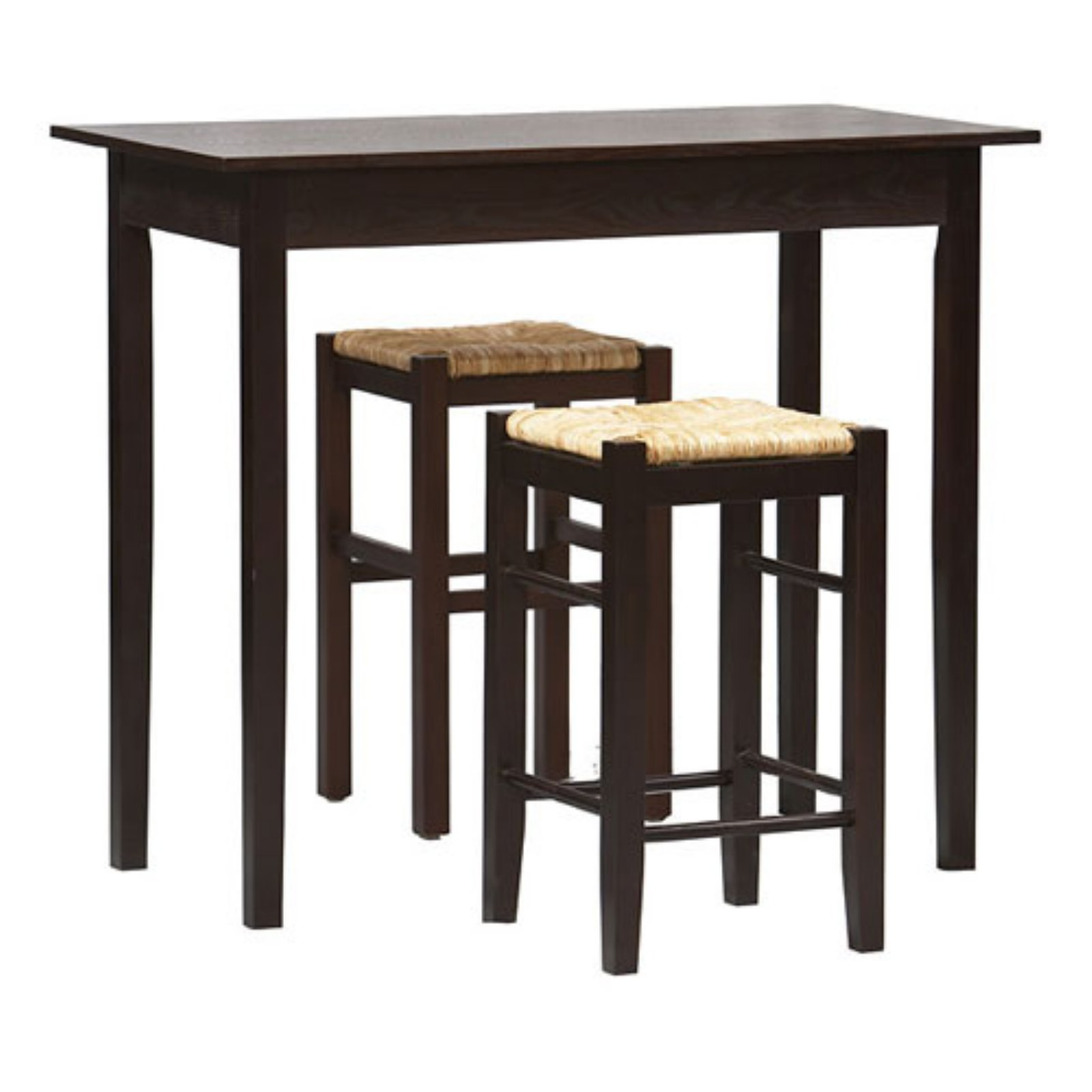 Linon Tavern 3-Piece Counter Height Set