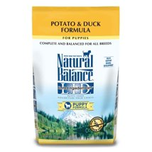 Dog Food: Natural Balance Limited Ingredient Diets Grain Free Puppy