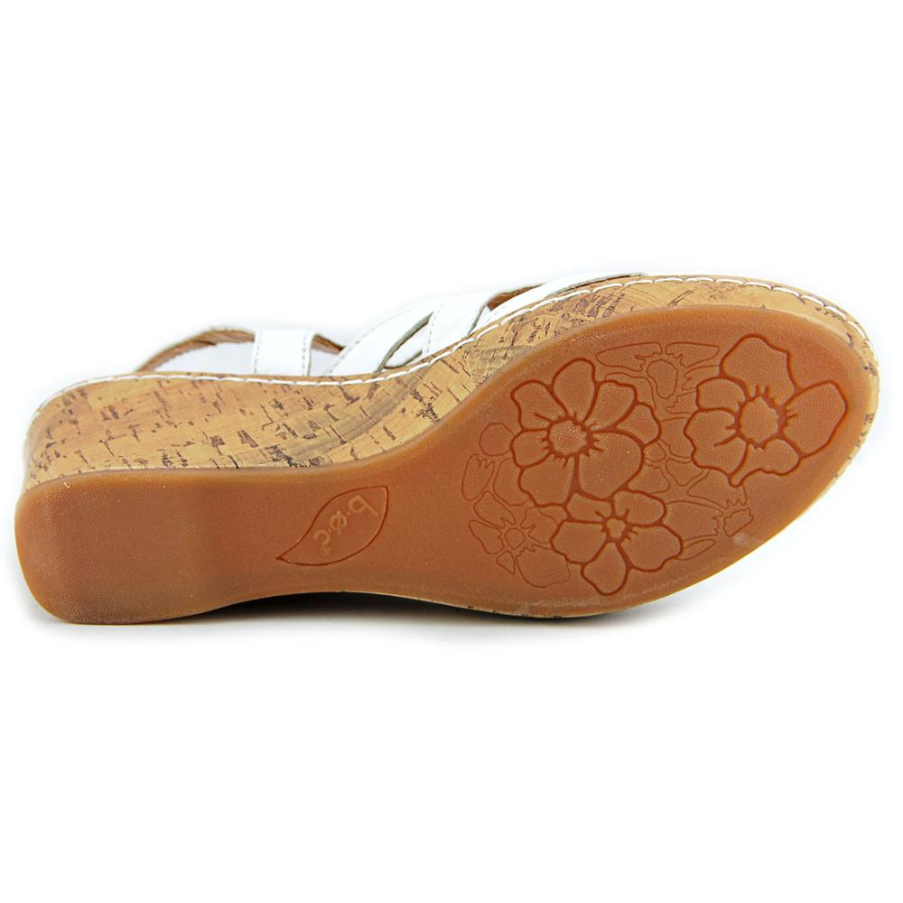 c1d45ad2ba0 b.o.c. - B.O.C. Chyna Open Toe Leather Wedge Sandal - Walmart.com