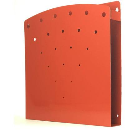 Vics Time Steel HIPPA Design Pocket Wall Magazine Rack ()