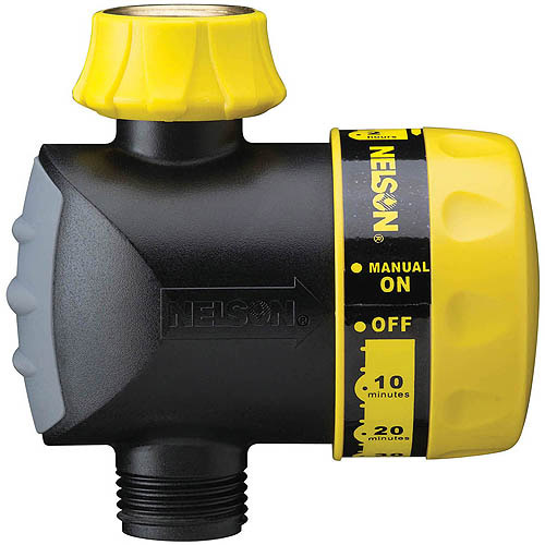 Nelson Sprinkler 56600 Automatic Water Shut Off Timer
